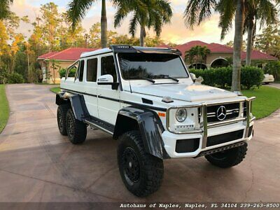 2017 G-Class AMG G 63 2017 Mercedes-Benz AMG G 63 Automatic 4-Door SUV
