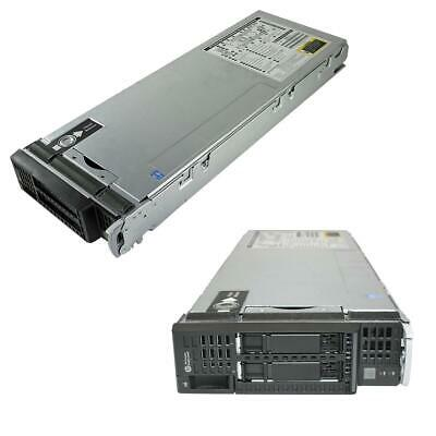 HP ProLiant BL460c G8 Blade Chassis P/N 641016-B21 Smart Array P220i #1