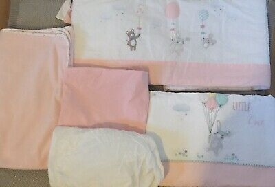 Mothercare Confetti Party Cot Bedding set - bed in a bag