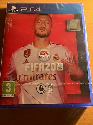FIFA 20 PS4 Game, New, Sealed