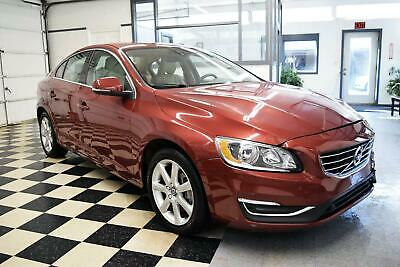 2016 Volvo S60 T5 AWD NO RESERVE 2016 Volvo S60 T5 AWD Repairable Salvage Car Rebuildable Damaged