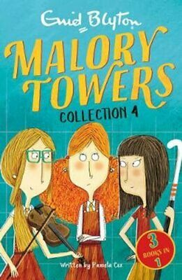 Malory Towers Collection 4 Books 10-12 by Enid Blyton 9781444955415 | Brand New