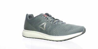 Reebok Mens Floatride Energy Grey/White/Silver/Neon Red/Grey Running Shoes Size
