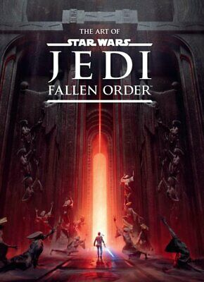 The Art Of Star Wars Jedi: Fallen Order by Lucasfilm 9781506715551 | Brand New