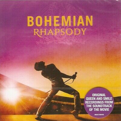 Queen - Bohemian Rhapsody (The Original Soundtrack) (CD 2018) **NEW/SEALED**