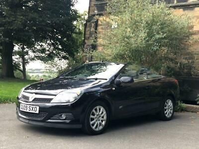 2009 Vauxhall Astra 1.8 i Sport Twin Top 2dr