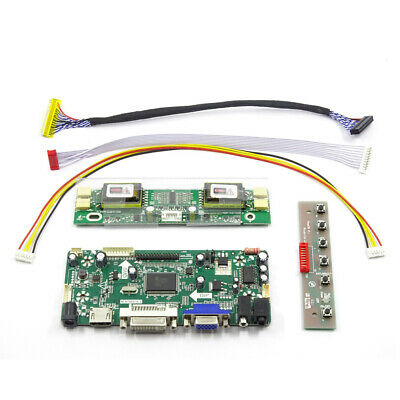 1280X80 HDMI Remote LCD Controller Driver Board For 15.4/'/'LTN154AT01  HOT