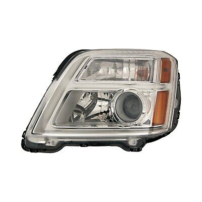 For GMC Terrain 2016-2017 TruParts GM2502435 Driver Side Replacement Headlight