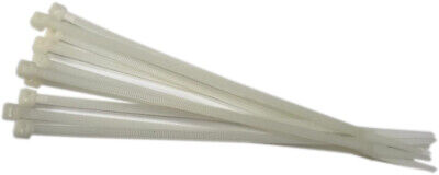 """50 LB Heavy Duty 50-1000 PC. 8"""" Long Natural Cable Zip Ties"""