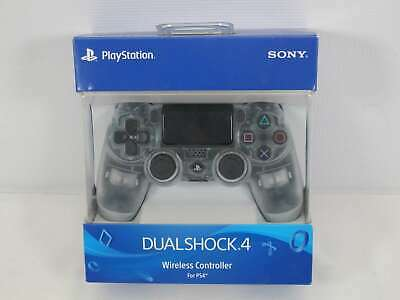 Sony PlayStation DualShock 4 Crystal Wireless Controller CUH-ZCT2U