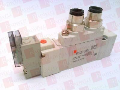 Smc Sy5120-5Mou-01F-Q / Sy51205Mou01Fq (Brand New)