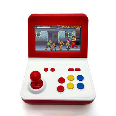 Retro ARCADE Mini Video Game Console 4.3 Inch Built In 2000 Game Handheld System