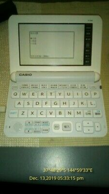 Casio E-Y99 Electronic English Dictionary