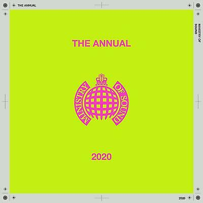 New Sealed Double CD Compilation - The Annual 2020 By Ministry Of Sound MoS
