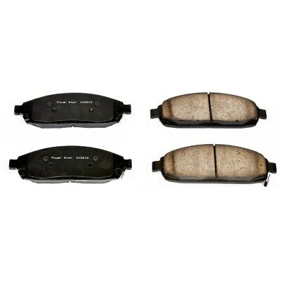 Powerstop 2-Wheel Set Brake Pad Sets Front Driver /& Passenger Side New Z26-1080