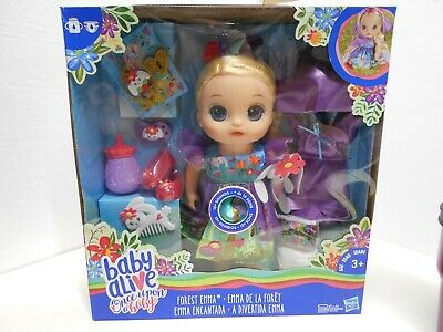 Baby Alive Once Upon a Baby, Forest Emma (Blonde Hair), New