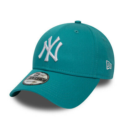New Era New York Yankees Baseball Cap.9Forty Mlb Cotton League Essential Hat 9S2