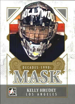 2013-14 ITG Decades 1990s Masks #DM13 Kelly Hrudey