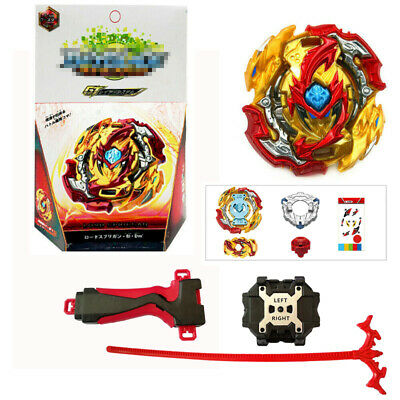 Burst Beyblade Spinning Booster GT B-149 Lord Spriggan Gyro with Launcher Set wh