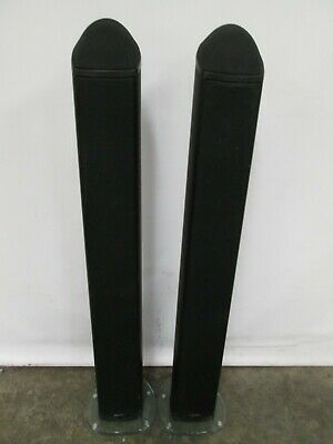Pair Mirage OS3FS Omnipolar 3 Way Floor Speakers Tested *Local Pickup Only*