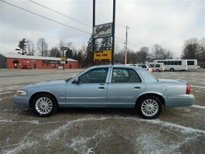 2010 Grand Marquis LS 2010 Mercury Grand Marquis LS Ultimate Edition Sedan45k Miles Leather Immaculate