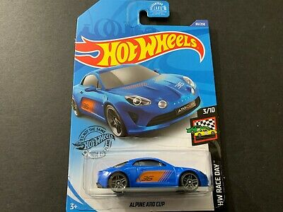 Hot Wheels Alpin A110 Coupe 80/250 1/64