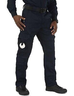 5.11 Tactical Mens Pants Dark Navy Blue Size 30X30 Relaxed Fit Work $60 #788