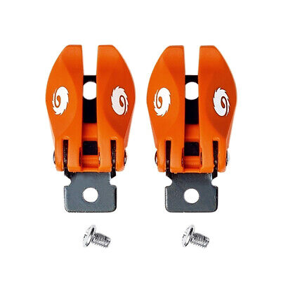 Sidi St Pop Buckle Mens Boots Motocross Boot Spares - Orange One Size
