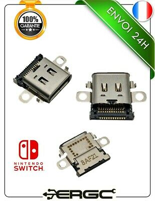 Connecteur de charge USB Type-C pour Nintendo Switch NS