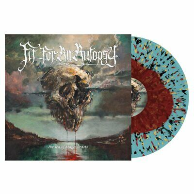 Fit For An Autopsy - The Sea Of Tragic Beasts Red/Blue/Black Splatter Vinyl LP