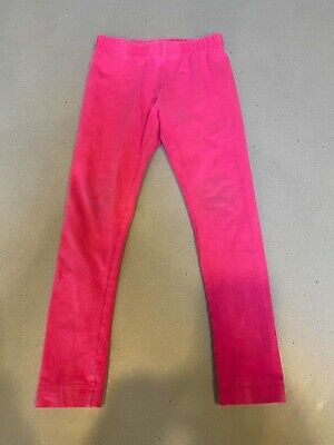 HANNA ANDERSSON Girls Size 110 (US 5) MELON BASIC LEGGINGS