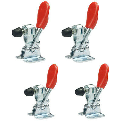 Quick Release Toggle Clamp Equipment Holding Capacity 4pcs GH-201 78mm