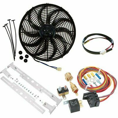 """Fan Kit Dual14 /"""" Electric Champion Cooling Systems CA"""