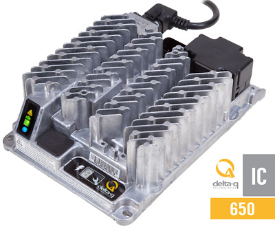 Delta-Q Ic650 Base Industrial Charger 24V/27A