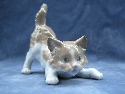 Lladro  Scaredy Cat 5091  Perfect Condition
