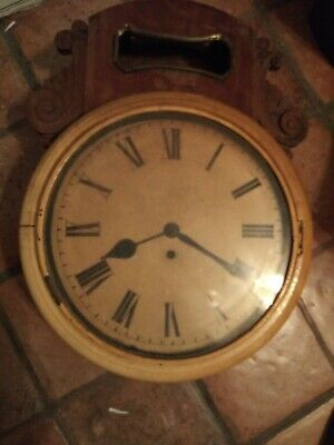 Old Vintage Clock For Spares