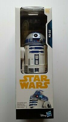 Star Wars R2-D2 12 inch Hero Series Action Figure Disney Hasbro NEW FREE SHIP