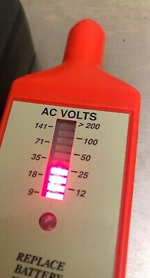 Telco Sales FVD/FVDP Foreign Voltage Detector 3nxr category IV