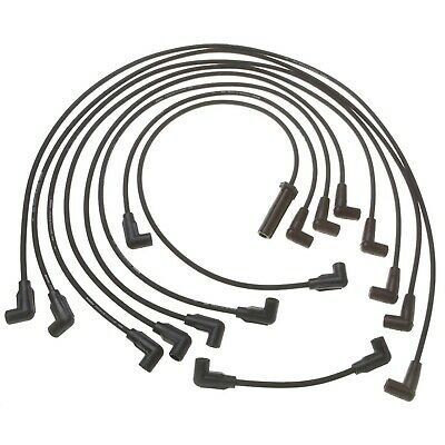 12043777 AC Delco Spark Plug Wires Set of 8 New for Chevy Suburban 508G