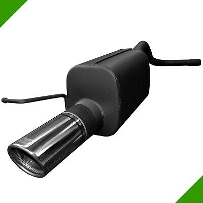 Skoda Rapid 1,2 Tsi Nh 105Ps Exhaust Sport silencer x*