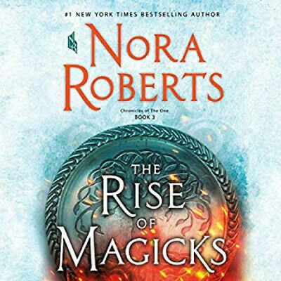 The Rise of Magicks by Nora Roberts - (Audiobook)