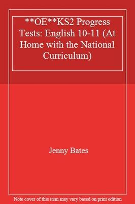 **OE**KS2 Progress Tests: English 10-11 (At Home with the National Curriculum)-