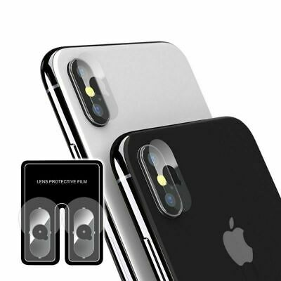 Camera Lens Tempered Glass Screen Protector Apple iPhone 11 Pro XS Max XR XS X