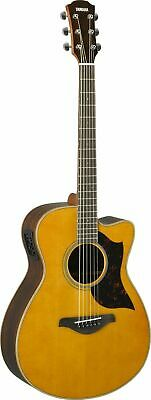 Yamaha AC1R Rosewood Acoustic Electric Guitar Vintage Natural