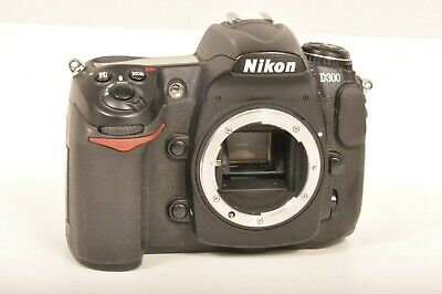 Nikon Digitalkamera D300 / DSLR Body Kamera Digital Gehäuse / defekt defective