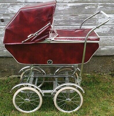Vintage 1950-60'S Baby Carriage