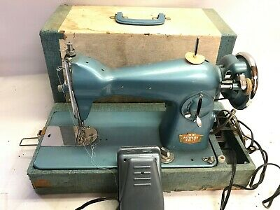 Vintage 43 Precision Built Deluxe Electric Portable Sewing Machine
