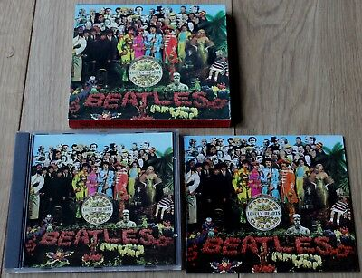 The Beatles - Sgt Pepper's Lonely Hearts Club Band (1987) - A Fine CD