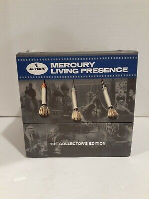 Mercury Living Presence: The Collector's Edition (CD, Jan-2012, 51 Discs, Decca)