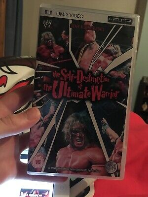 The Self Destruction Of The Ultimate Warrior Psp